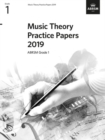 Music Theory Practice Papers 2019, ABRSM Grade 1 - Book