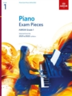 Piano Exam Pieces 2021 & 2022 - Grade 1 - Book