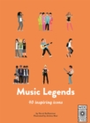 40 Inspiring Icons: Music Legends : Meet 40 pop and rock stars - Book