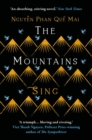The Mountains Sing - Book