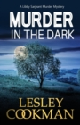 Murder in the Dark - Book
