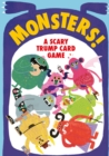 Monsters! : A Scary Trump Card Game - Book