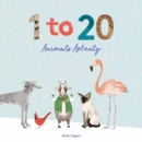 1 to 20 Animals Aplenty - Book