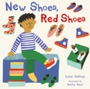 New Shoes, Red Shoes - Book