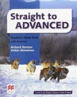 Straight to Advanced Student's Book with Answers Pack - Book