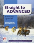 Straight to Advanced Student's Book with Answers Premium Pack - Book