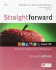 Straightforward split edition Level 2 Student's Book Pack B - Book
