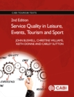 Service Quality in Leisure, Events, Tourism and Sport - eBook