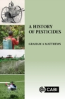 A History of Pesticides - Book