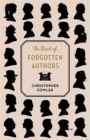 The Book of Forgotten Authors - Book