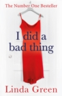 I Did a Bad Thing - Book
