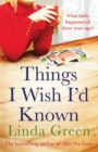 Things I Wish I'd Known : A Forbidden Love, A Devastating Secret - eBook