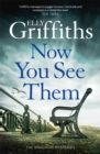 Now You See Them : The Brighton Mysteries 5 - Book