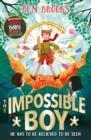 The Impossible Boy - Book