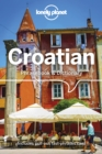 Lonely Planet Croatian Phrasebook & Dictionary - Book