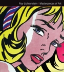 Lichtenstein Masterpieces of Art - Book