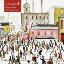 Adult Jigsaw Puzzle L.S. Lowry: Going to Work : 1000-piece Jigsaw Puzzles - Book