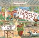 Matthew Rice, A Year in the Country W 2019 - Book