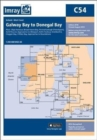 Imray Chart C54 : Galway Bay to Donegal Bay - Book