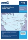 Imray Chart 100 : North Atlantic Ocean Passage Chart - Book