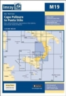 Imray Chart M19 : Capo Palinuro to Punta Stilo - Book