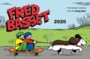 Fred Basset Yearbook 2020 : Witty Comic Strips from Britain's Best-Loved Basset Hound - Book