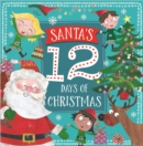 Santa's Twelve Days of Christmas - Book