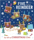 Five Little Reindeer - Book