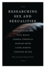 Researching Sex and Sexualities - Book