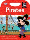 Magnetic Play Pirates - Book