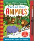 Roars and Claws - Animals - Book