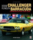 Dodge Challenger & Plymouth Barracuda : Chrysler's Potent Pony Cars - Book
