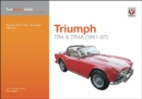 Triumph TR4 & TR4A : Your expert guide to common problems and how to fix them - Book