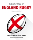 The Little Book of  England Rugby - Book