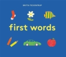 Britta Teckentrup's First Words - Book