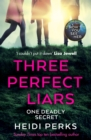 Three Perfect Liars : from the author of Richard & Judy bestseller Now You See Her - Book