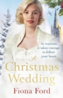 A Christmas Wedding - Book