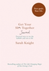 Get Your Sh*t Together Journal - Book