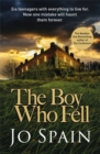 The Boy Who Fell - Book