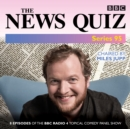 The News Quiz: Series 95 : The Topical BBC Radio 4 comedy panel show - eAudiobook