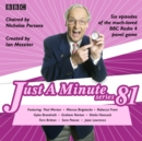 Just a Minute: Series 81 : The BBC Radio 4 comedy panel game - eAudiobook