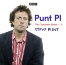 Punt, PI: Series 1-5 : The BBC Radio 4 comedy series - eAudiobook