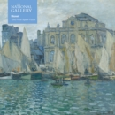 Adult Jigsaw Puzzle National Gallery: Monet The Museum at Le Havre : 1000-piece Jigsaw Puzzles - Book