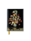 National Gallery - Bosschaert: A Still Life of Flowers (Foiled Pocket Journal) - Book