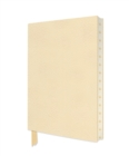 Ivory White Artisan Notebook (Flame Tree Journals) - Book