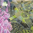 Adult Jigsaw Puzzle Annie Soudain: Foxgloves and Finches : 1000-piece Jigsaw Puzzles - Book