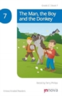 The Man, the Boy and the Donkey - Book