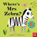 Where's Mrs Zebra? - Book