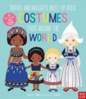 Mother and Daughter Dress-Up Dolls: Costumes From Around the World - Book