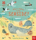 National Trust: Who's Hiding at the Seaside? - Book